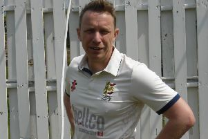 John Morgan claimed his second five-wicket haul of the season for Hastings Priory against Lindfield