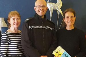 Streets of Battle theatre group has been given a 250 grant. Picture: Sussex Police