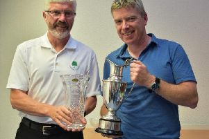 Paul Doyle, Winner of the President's Cup