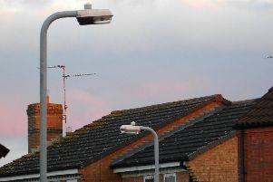 Street lights will be turned down as part of a trial in Portsmouth