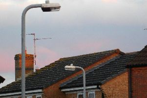 Street lights will be going out in some areas according to new council cost saving plans.