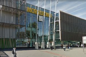 Morrisons in Crawley is set to close. Photo courtesy of Google Street View