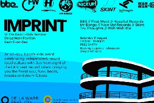 Imprint Independent record label day at DLWP