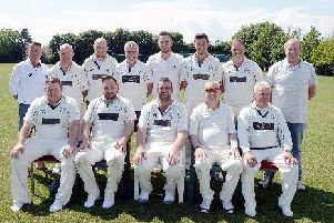 Clymping were crowned Division 6 West champions. Picture by Kate Shemilt