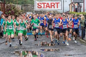 The race has proved popular with club and fun runners alike