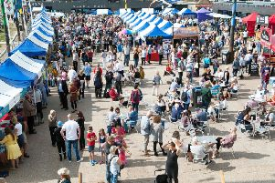 Hastings Seafood and Wine Festival 2016. Photo by Frank Copper. SUS-160919-113915001