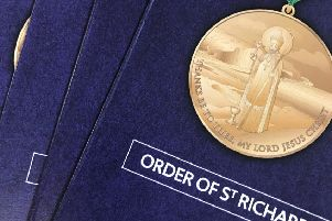 The Order of St Richard