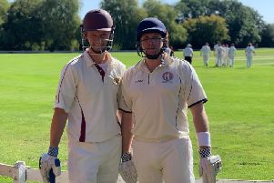 Stuart Lloyd hit 29 and Charlie Robards 134 in Saturday's game with Bedworth