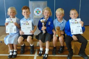 River Beach Primary School topped the Arun average points table and won second prize overall in the area