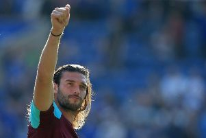 Andy Carroll could return for Newcastle (getty)