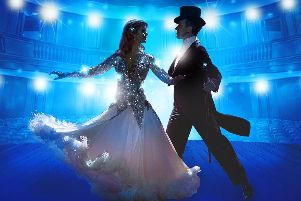 Anton and Erin will be at the Mayflower Theatre, Southampton, in 2020.