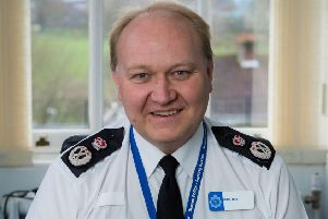 Stay safe on the roads, says Chief Constable Giles York