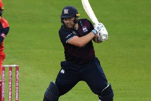 Adam Rossington is currently the only Northants Steelbacks player who will be involved in The Hundred next summer