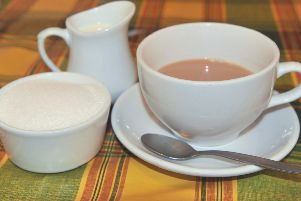Painters Cafe are offering a a free cup of tea or coffee in next week's paper. ENGANL00120121026142410