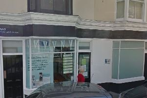 LloydsPharmacy, in Hastings, will close on December 31. Picture: Google