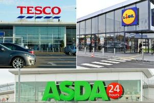 Product recall notices have been issued for products in several major supermarkets