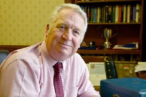 Hemel Hempstead MP Sir Mike Penning