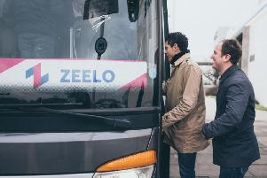 Zeelo is offering free shuttle bus travel from Kenilworth and Warwick to Wasps' game against Bristol at the Ricoh Arena on Sunday (November 11).