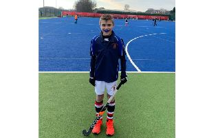 Fin Calder, 11, has been selected for Warwickshire Under 13s