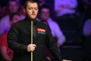 Mark Allen faces a World Snooker fine.