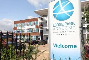 Lodge Park in Corby was recently rated as inadequate.
