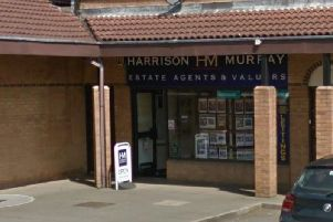 Harrison Murray pictured in Bordeaux Close, Duston, is under consultation.