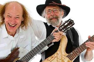 John Otway and Wild Willy Barrett