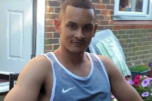 Arnold Potter was 24 when he was tragically killed in Crawley. Picture: Sussex Police