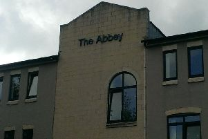 The Abbey Centre in Daventry, new home for the town's library