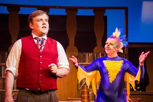 Eastbourne Stagers present Doctor Dolittle. Picture by Tom Lynn