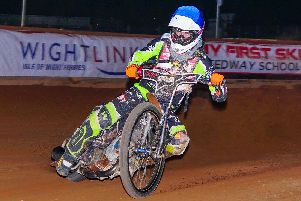 Georgie Wood will be among the Wightlink Warriors contesting the NICE Challenge. Picture: Ian Groves/Sportography