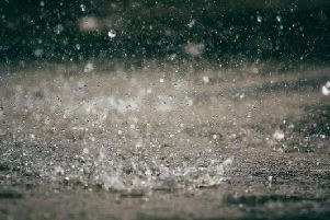 A Met Office yellow weather warning for rain is in place in Hemel Hempstead until 23.59pm on Monday (14 Oct).