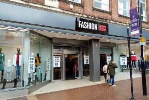 Fashion Box is the latest store to open within the former BHS unit in Abington Street