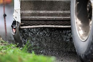 Resurfacing work will be carried out in the West Ashby area next week.