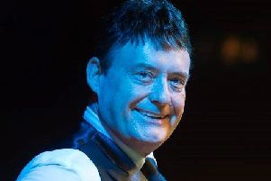 Champion player Jimmy White remains among snooker's top entertainers EMN-180312-123038002