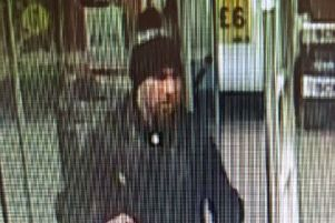 Do you recognise either of the men in these CCTV images?