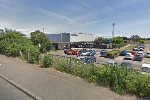 Worthing Leisure Centre (photo from Google Maps Street View)