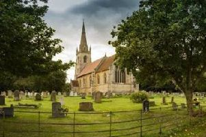 Revesby St Lawrence. Picture courtesy of explorechurches.org