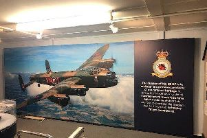 A new exhibition at RAF Coningsby is exploring the story of the Dambusters' activities following their most famous raid. EMN-190204-144720001