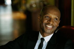 Andy Abraham brings his Nat King Cole Songbook to Lincoln