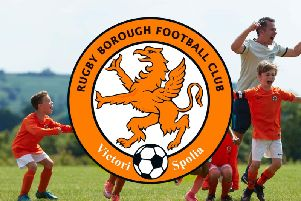 All the Rugby Town junior teams will be called Rugby Borough next season
