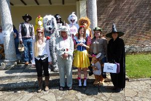 The Woodhall Spa Lions club held their 3rd Annual Easter Egg'and Treasure hunt at the Petwood Hotel EMN-190423-073926001