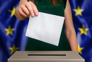 The public will take to the polls for the European elections on Thursday (Photo: Shutterstock)