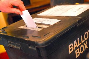 Turnout figures for EU elections