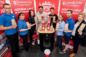 Lincolnshire Co-op, The Lincoln Tea and Coffee Company and Lincoln City Players EMN-190620-154043001