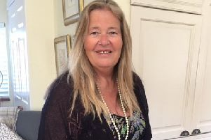 Marlene Butler is the new president for Worthing Rotary Club
