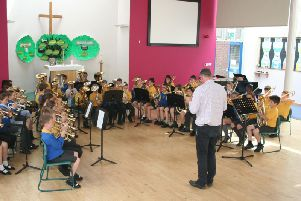 All Saints wants to celebrate their students' talent after just a year of lessons.