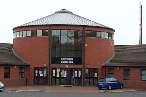 Carrick's Oakfield Community Centre is one of the venues for the classes.