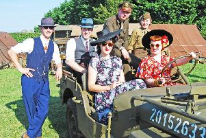 1940s fun at the Lincolnshire Wolds Railway EMN-191208-103050001