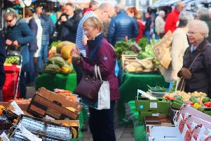 Vote for your favourite local market.
